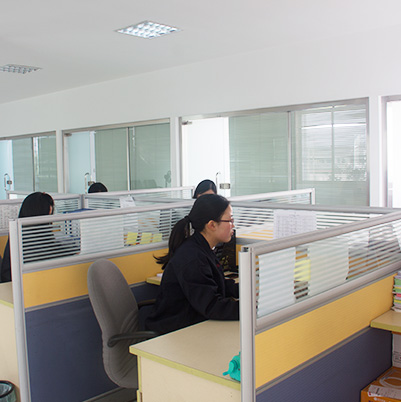 久日办公区域