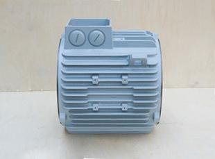 铸铁电机壳常规电机132立机机座外壳