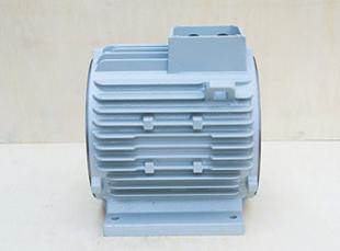铸铁电机壳常规电机132顶机机座外壳