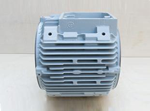 铸铁电机壳高能效电机160立机机座外壳