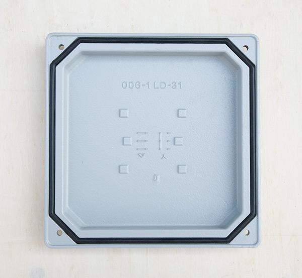 铸铁电机壳高能效电机160接线盒盖电机外壳配件
