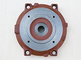 铸铁电机壳防爆电机80端盖电机外壳配件